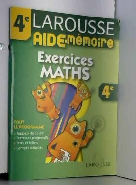 Aide-Mémoire : Exercices de...