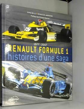 Renault Formule 1 :...