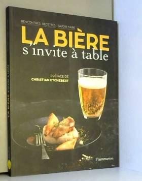 La bière s'invite à table :...