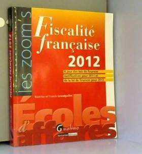 Fiscalité française 2012 :...