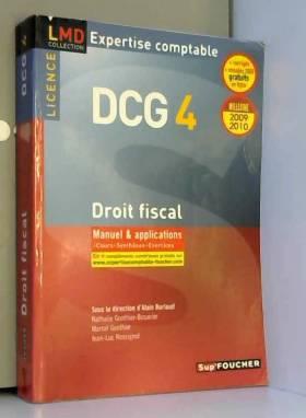 Droit fiscal DCG 4 : Manuel...