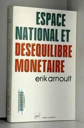 Espace national et...