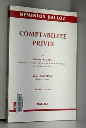 Comptabilité privée...
