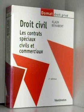 Droit civil : Les contrats...