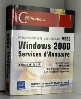 Windows 2000 Services...