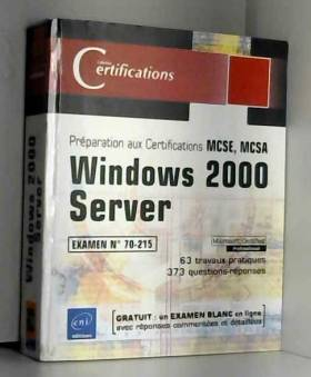 Windows 2000 Server -...