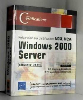 Windows 2000 Server -...
