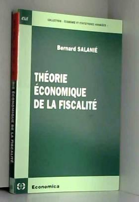 Théorie économique de la...