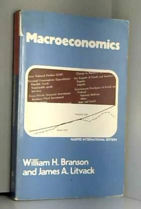 William H Branson - Macroeconomics