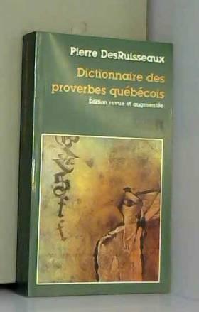 Dictionnaire des Proverbes...