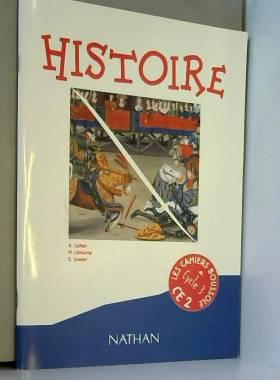 Histoire CE2 : cahier élève