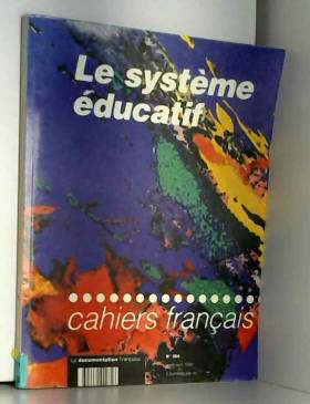 Collectif - Systeme éducatif