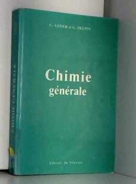 Chimie générale à...