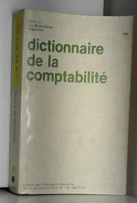 Comptabilité (Dictionnaires...