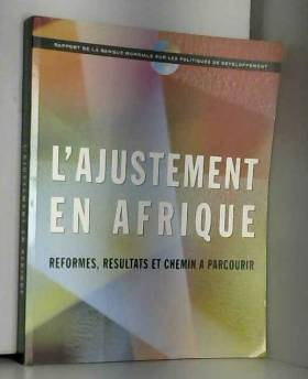 Ajustement en Afrique