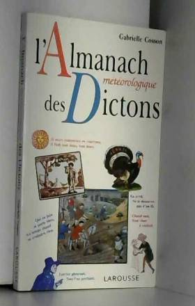 L'almanach météorologique...