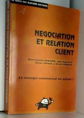 Marie-Camille Debourg - Négociation et Relation Client