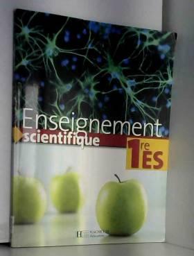 Annie Lacazedieu - Enseignement scientifique 1e ES