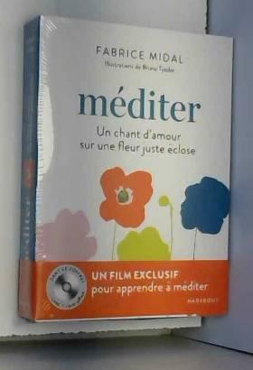 Coffret Méditer+ DVD: Un...