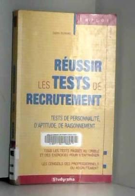 Réussir les tests de...