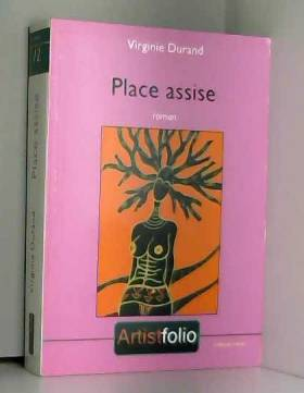 Virginie Durand - Place assise