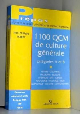 1 100 QCM de culture...