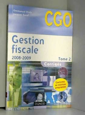 Gestion fiscale Processus 3...