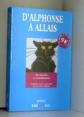 D'Alphonse à Allais