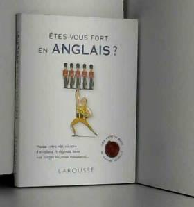 Etes-vous fort en anglais ?