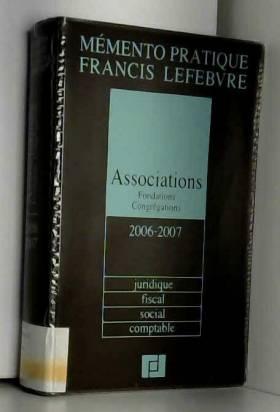 Associations : Fondation,...