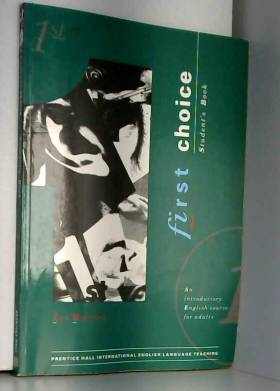 Lyn Woolcott - First Choice SB 1st Edition - Paper