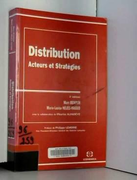 La distribution, une...