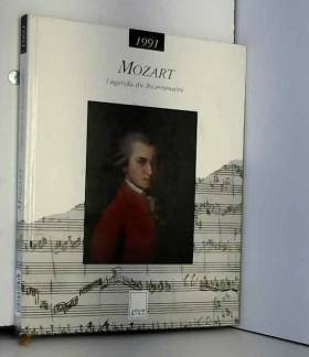 Agenda Mozart  disque compact