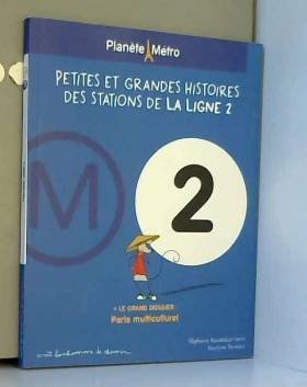 Planete metro ligne 2 -...