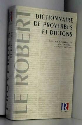 Dictionnaire de proverbes...