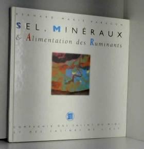 Bernard-Marie Paragon - Sel, minéraux & alimentation des ruminants