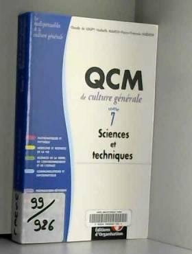 QCM de culture générale,...