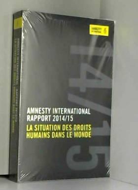 Rapport 2014-2015 : La...