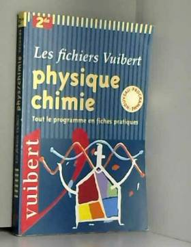Physique-chimie, 2nde :...