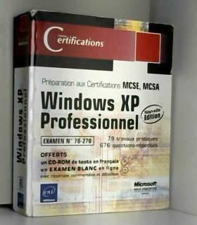 Windows XP professionnel:...