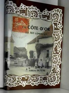 La Côte d'Or, les 707 communes