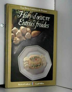 COLLECTIF - Hors-d'oeuvres et entrees froides