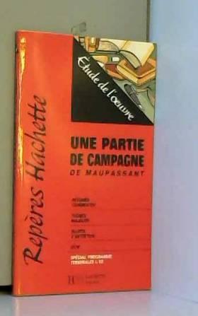 """""""Une partie de campagne"""" de..."""