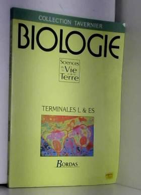 Biologie, terminale L et...