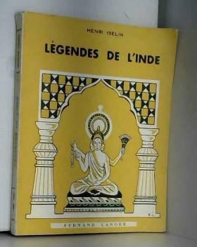 ISELIN Henri - Légendes de l'inde
