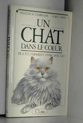 De Comberousse-F - Un chat dans le coeur                                                                         050796
