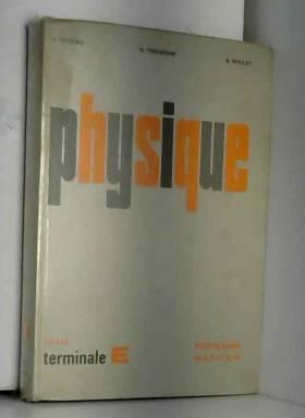 Physique : Classe terminale...