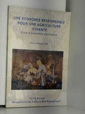 Une économie responsable...