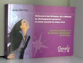 Dictionnaire des thérapies,...