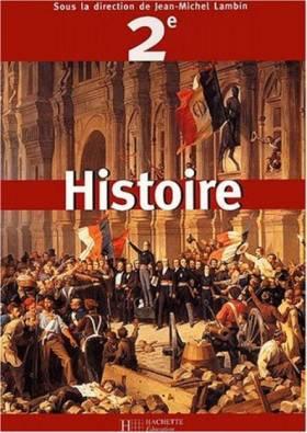 Histoire, 2nde